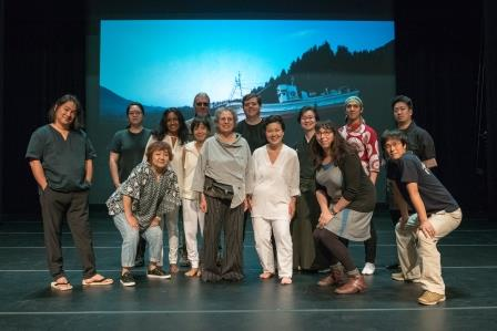 Cast, crew, filmmakers, director and writer of NEWS FROM FUKUSHIMA