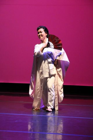 Shigeko Suga Sara. Photo by Annette Borromeo Dorfman
